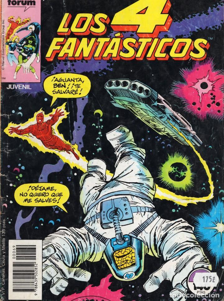 LOS 4 FANTASTICOS VOL. 1 Nº 69 - FORUM - VER DESCRIPCION - SUB03Q (Tebeos y Comics - Forum - 4 Fantásticos)