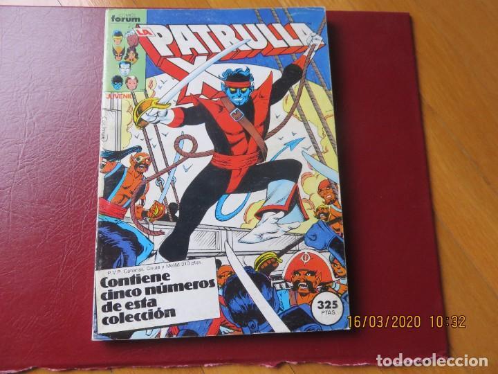 PATRULLA X ÁLBUM RETAPADOS 3 TOMOS. (Tebeos y Comics - Forum - Retapados)