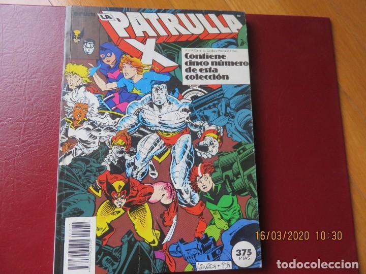 Cómics: PATRULLA X ÁLBUM RETAPADOS 3 TOMOS. - Foto 5 - 287668298