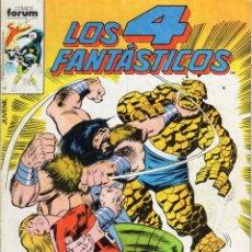 Comics : LOS 4 FANTASTICOS VOL. 1 Nº 74 - FORUM - VER DESCRIPCION - SUB03Q. Lote 287672423