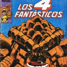 Comics : LOS 4 FANTASTICOS VOL. 1 Nº 80 - FORUM - VER DESCRIPCION - SUB03Q. Lote 287672563
