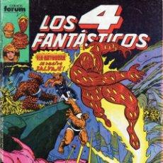 Comics : LOS 4 FANTASTICOS VOL. 1 Nº 82 - FORUM - VER DESCRIPCION - SUB03Q. Lote 287673473