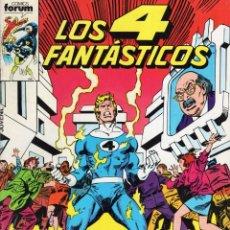 Comics : LOS 4 FANTASTICOS VOL. 1 Nº 72 - FORUM - BUEN ESTADO - OFM15. Lote 287675038