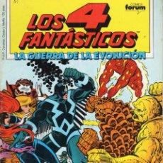 Comics : LOS 4 FANTASTICOS VOL. 1 Nº 73 - FORUM - OFM15. Lote 287675578