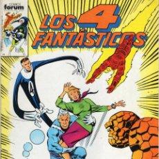 Comics : LOS 4 FANTASTICOS VOL. 1 Nº 75 - FORUM - OFM15. Lote 287676178