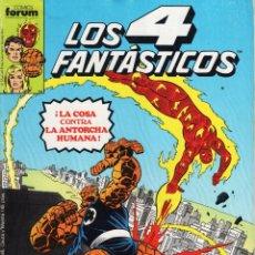 Cómics: LOS 4 FANTASTICOS VOL. 1 Nº 76 - FORUM - BUEN ESTADO - OFM15. Lote 287676538