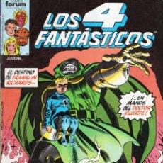 Comics : LOS 4 FANTASTICOS VOL. 1 Nº 77 - FORUM - OFM15. Lote 287676973