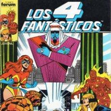 Cómics: LOS 4 FANTASTICOS VOL. 1 Nº 79 - FORUM - BUEN ESTADO - OFM15. Lote 287677388