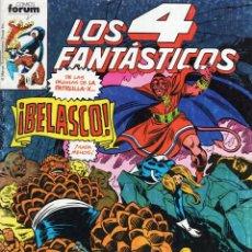 Comics : LOS 4 FANTASTICOS VOL. 1 Nº 83 - FORUM - OFM15. Lote 287677928