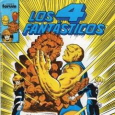 Cómics: LOS 4 FANTASTICOS VOL. 1 Nº 85 - FORUM - BUEN ESTADO - OFM15. Lote 287679098
