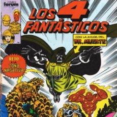 Cómics: LOS 4 FANTASTICOS VOL. 1 Nº 87 - FORUM - OFM15. Lote 287679703