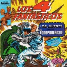 Cómics: LOS 4 FANTASTICOS VOL. 1 Nº 88 - FORUM - BUEN ESTADO - OFM15. Lote 287680398