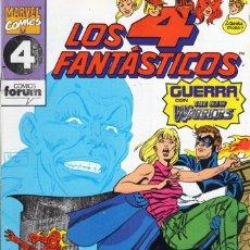 Cómics: LOS 4 FANTASTICOS VOL. 1 Nº 113 - FORUM - BUEN ESTADO - OFM15. Lote 287682498