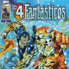 Cómics: 4 FANTASTICOS HEROES REBORN Nº 2 - FORUM - MUY BUEN ESTADO - OFM15. Lote 287686193