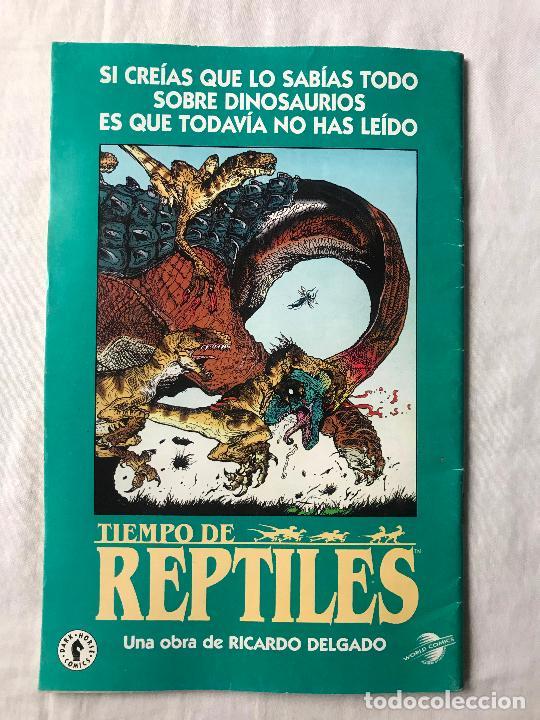 Cómics: HULK EXTRA INVIERNO 1994 ( PETER DAVID ), MUY BUEN ESTADO, FORUM MARVEL - Foto 2 - 287686468