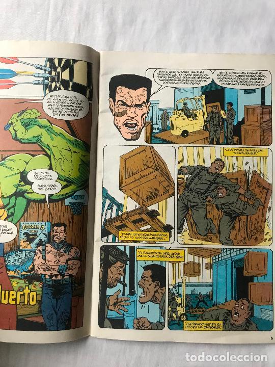 Cómics: HULK EXTRA INVIERNO 1994 ( PETER DAVID ), MUY BUEN ESTADO, FORUM MARVEL - Foto 4 - 287686468