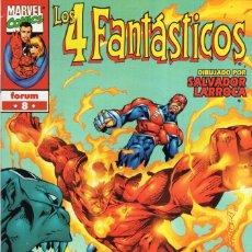 Cómics: 4 FANTASTICOS VOL. 3 HEROES RETURN Nº 8 - FORUM - ESTADO EXCELENTE - OFM15. Lote 287689073
