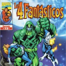 Cómics: 4 FANTASTICOS VOL. 3 HEROES RETURN Nº 13 - FORUM - ESTADO EXCELENTE - OFM15. Lote 287689918
