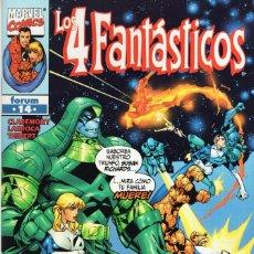 Cómics: 4 FANTASTICOS VOL. 3 HEROES RETURN Nº 14 - FORUM - ESTADO EXCELENTE - OFM15. Lote 287690343