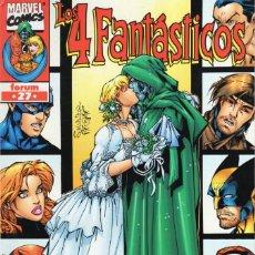 Cómics: 4 FANTASTICOS VOL. 3 HEROES RETURN Nº 27 - FORUM - ESTADO EXCELENTE - OFM15. Lote 287691198
