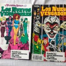 Cómics: LOS NUEVOS VENGADORES TOMO 7 Y 8 RETAPADO 5 NÚMEROS ( 31A35 Y 36A40) EDICIONES FÓRUM. Lote 287695363