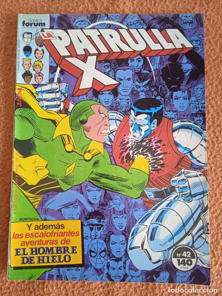 PATRULLA X 42 VOL 1 FORUM (Tebeos y Comics - Forum - Patrulla X)