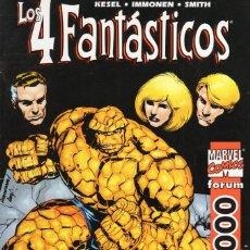 Cómics: 4 FANTASTICOS ANUAL 2000 - FORUM - BUEN ESTADO - OFM15. Lote 287721088
