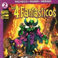 Cómics: LOS 4 FANTASTICOS VOL. 4 Nº 2 - FORUM - OFM15. Lote 287722493