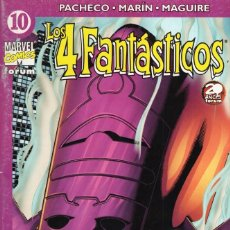 Cómics: LOS 4 FANTASTICOS VOL. 4 Nº 10 - FORUM - OFM15. Lote 287724063