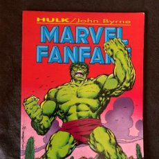 Cómics: MARVEL FANFARE 2: HULK / JOHN BYRNE. Lote 287743998
