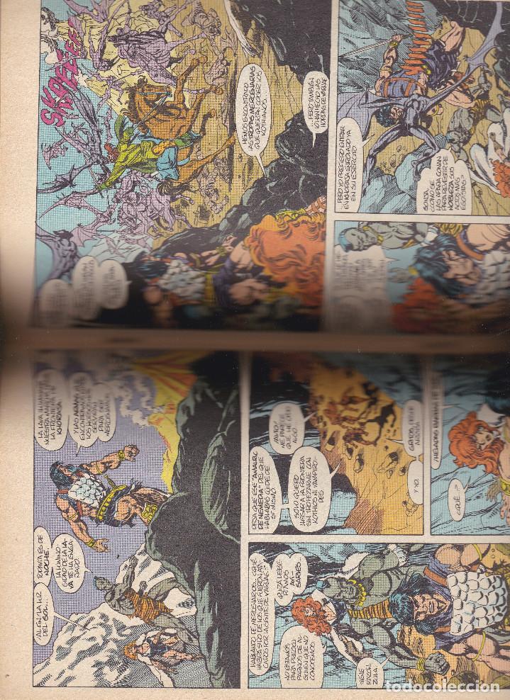 Cómics: CONAN EL BÁRBARO - VOL 1 - Nº 183 - El imperio de los no-muertos - FORUM - - Foto 3 - 287792188
