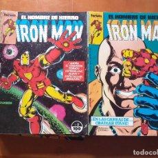 Cómics: IRON MAN. FORUM VOLUMEN 1. LOTE. VER NÚMEROS.. Lote 287843653