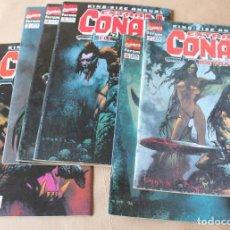 Cómics: EXTRA CONAN - KING SIZE ANNUAL - NºS 1 2 4 5 6 7 - FORUM 1996 - MUY BUEN ESTADO - TAMBIÉN SUELTOS. Lote 287847168