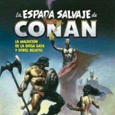 Cómics: X LA ESPADA SALVAJE DE CONAN COMPLETA (EN 2 LOTES) NUMEROS 1 A 87 (FORUM). Lote 287927198