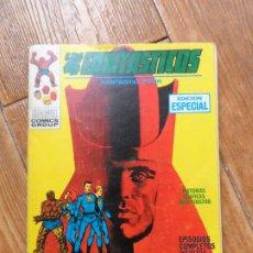 Cómics: LOS 4 CUATRO FANTASTICOS Nº 10 VERTICE VOLUMEN 1. Lote 287934948