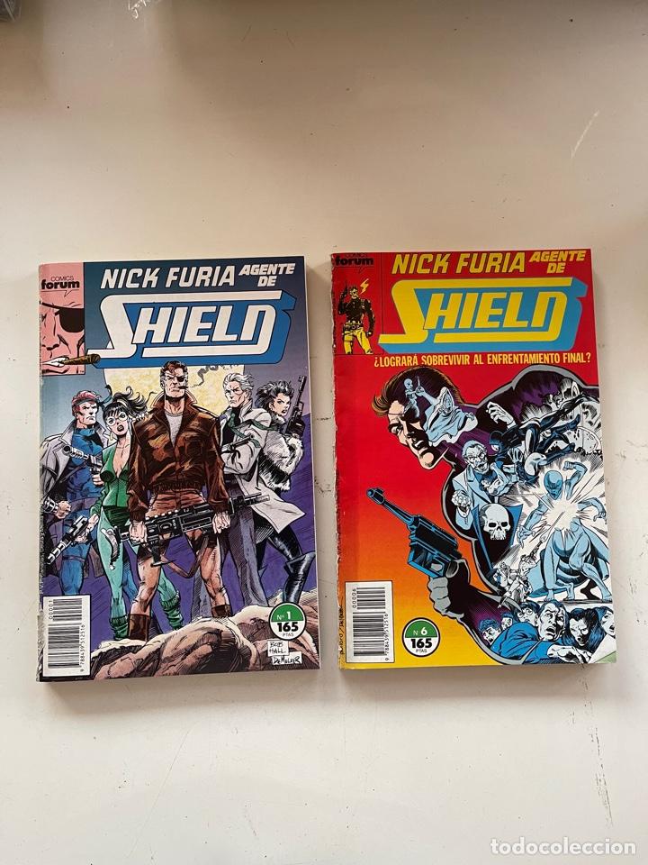 NICK FURIA (Tebeos y Comics - Forum - Furia)