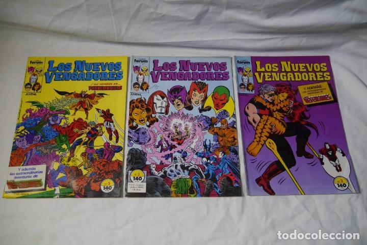 Cómics: 33 comic Forum superheroes varios, como nuevos, ver números en fotos adicionales - Foto 4 - 287947908