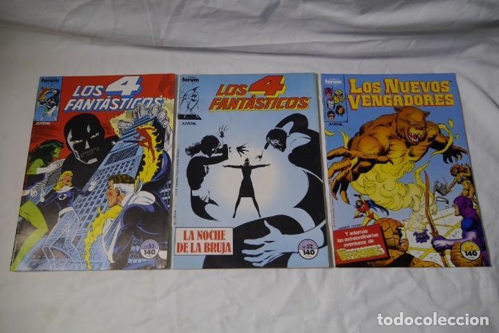 Cómics: 33 comic Forum superheroes varios, como nuevos, ver números en fotos adicionales - Foto 5 - 287947908