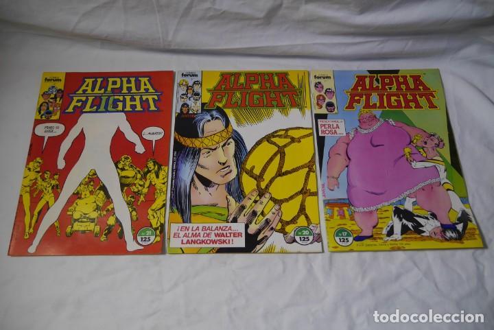 Cómics: 33 comic Forum superheroes varios, como nuevos, ver números en fotos adicionales - Foto 7 - 287947908