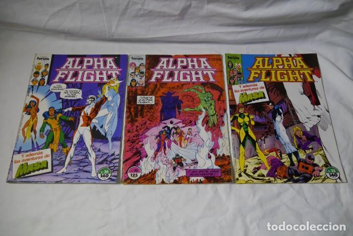 Cómics: 33 comic Forum superheroes varios, como nuevos, ver números en fotos adicionales - Foto 8 - 287947908