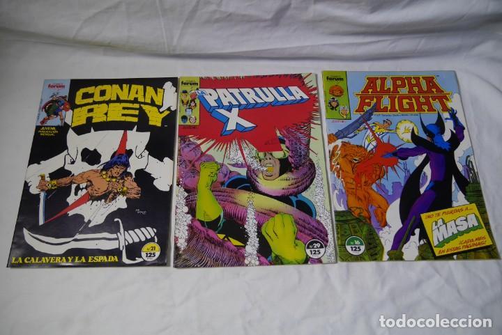 Cómics: 33 comic Forum superheroes varios, como nuevos, ver números en fotos adicionales - Foto 9 - 287947908