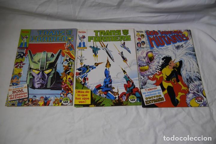 Cómics: 33 comic Forum superheroes varios, como nuevos, ver números en fotos adicionales - Foto 12 - 287947908