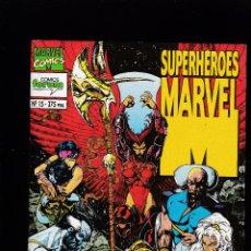 Cómics: SUPERHÉROES MARVEL VOL.1 - Nº 15 - DURAS PROMESAS LA PATRULLA-X Y X-MEN - JUNIO 1995 - FORUM -. Lote 176378348