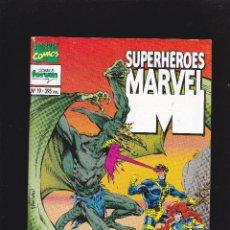 Cómics: SUPERHÉROES MARVEL VOL.1 - Nº 19 - GRITO PRIMITIVO - LA PATRULLA-X - X-MEN - FORUM -. Lote 287953938