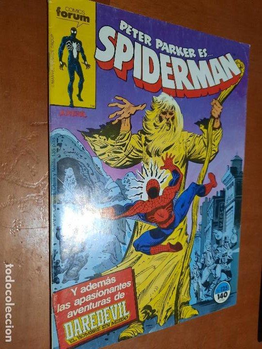 SPIDERMAN 125 GRAPA. BUEN ESTADO PERO LE FALTA TROCITO EN 1ª PÁG. NO AFECTA A TEXTO (Tebeos y Comics - Forum - Otros Forum)