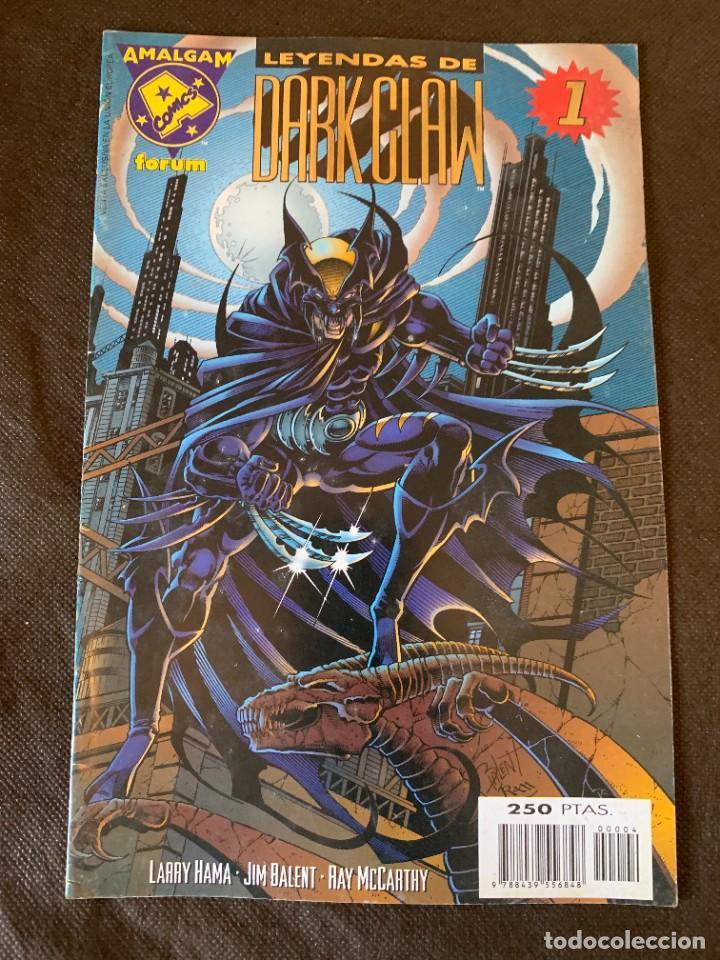 Cómics: Amalgam Completa a Falta de Bruce Wayne Agente de SHIELD - Vol. 1 + Vol. 2 - Foto 10 - 287976103