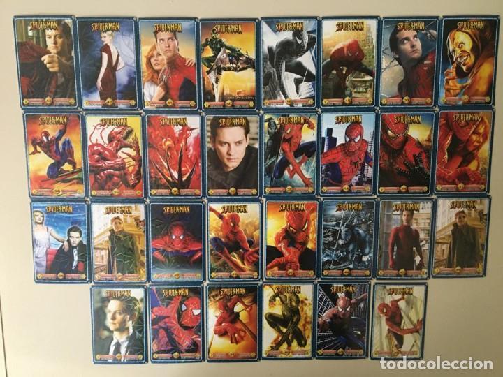LOTE DE CARTAS DE SPIDERMAN (Tebeos y Comics - Forum - Spiderman)
