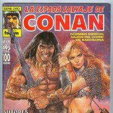 Cómics: FORUM. LA ESPADA SALVAJE DE CONAN. 171.. Lote 272720043