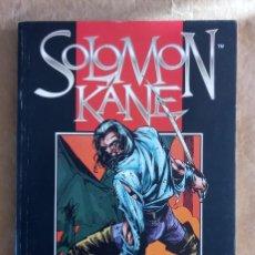 Cómics: SOLOMON KANE - FORUM / COLECCIÓN COMPLETA EN UN TOMO RETAPADO. Lote 288002008
