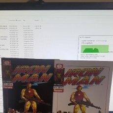 Cómics: IRON MAN CRASH. Lote 288080743